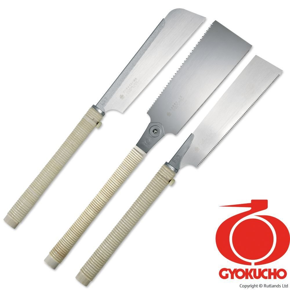 Set of 3 Japanese Hand Saws